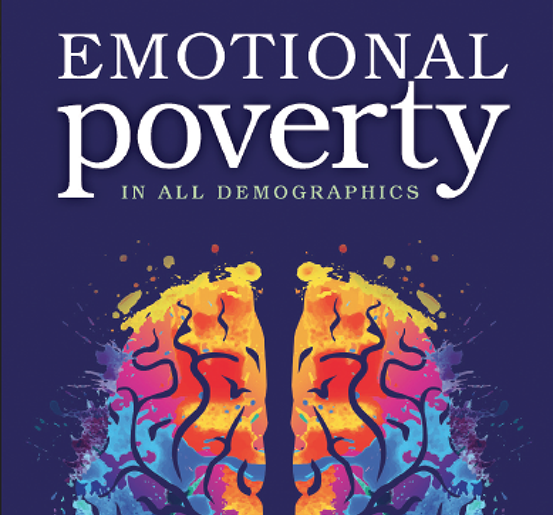 Photo of book cover Emotional Poverty in All Demographics