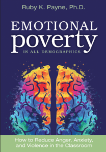 Photo of book cover Emotional Poverty